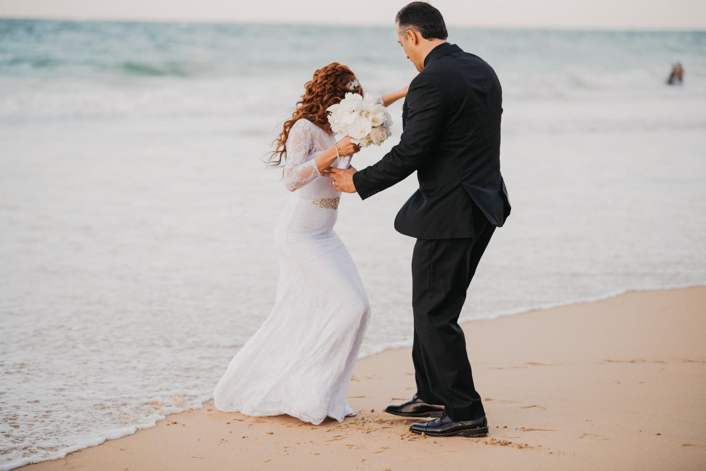 Wedding Hotel Oceano San Juan