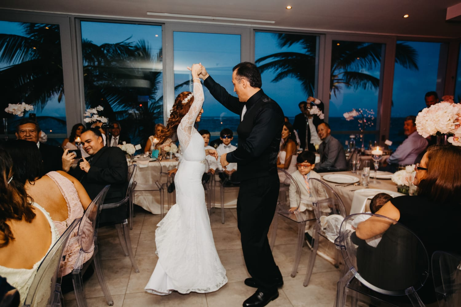 Puerto Rico Wedding Package.Beachfront Wedding At Hotel Oceano Condado In San Juan Pr