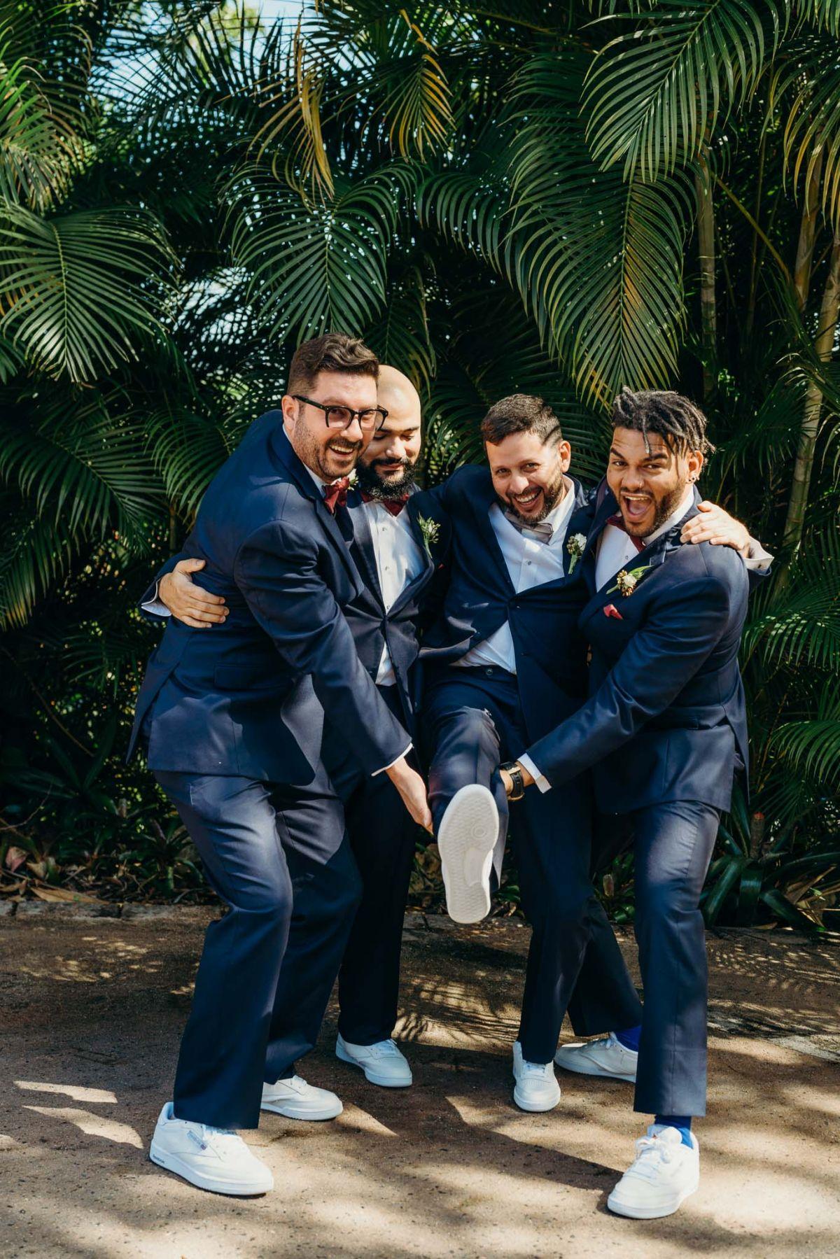 Jardines del Castillo Wedding